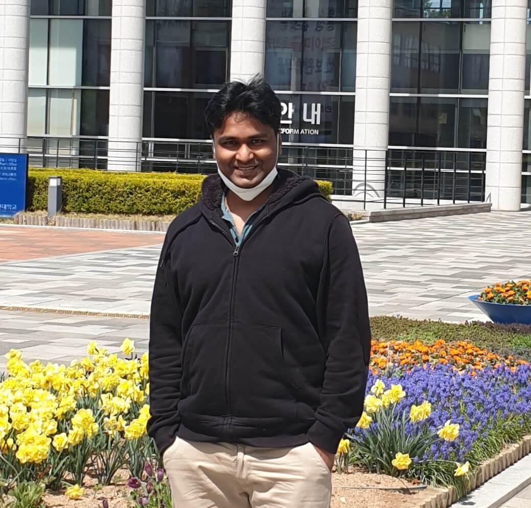 Researchersjob Dr. Niraj